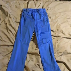 Boys Nike dry fit pants size M